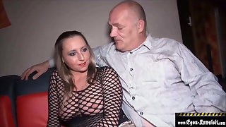 Without a condom in the porn cinema